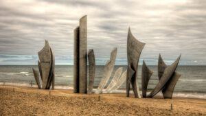 D-Day stranden