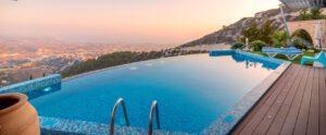 huis huren met zwembad