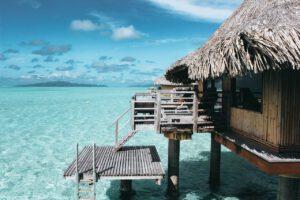 vakantie aan de zee