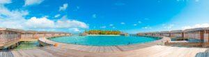 vakantie met zwembad